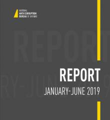 Report. January - June 2019